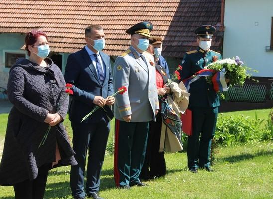 U Štrigovi obilježen Dan pobjede nad fašizmom!
