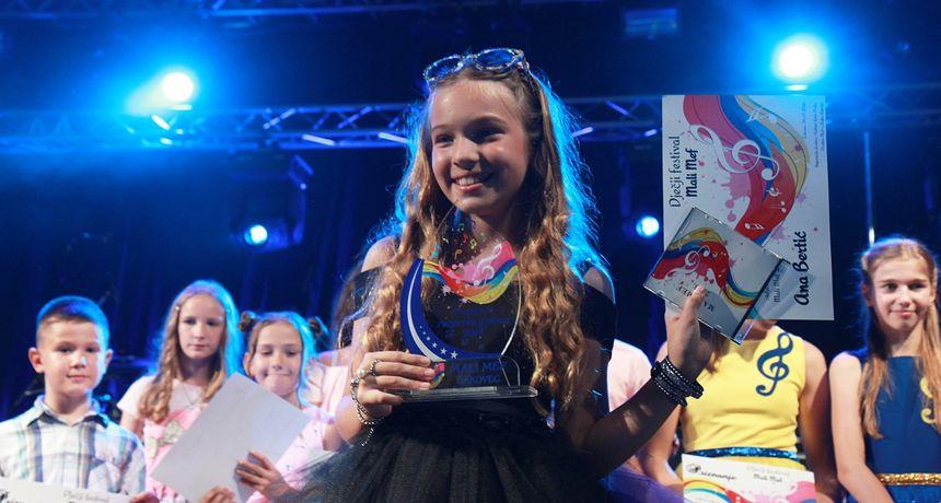 Prestižni dječji festival Mali MEF i ove godine ugošćuje pjevače iz pet država!