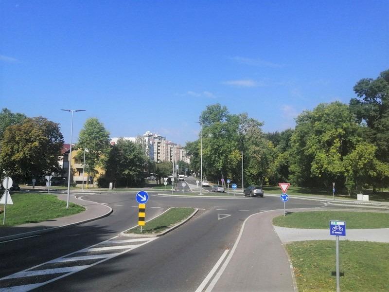Otklanja se kvar na javnoj rasvjeti u Vukovarskoj ulici!