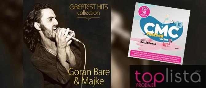 Goran Bare i Majke ostvaruju novi ulaz na Top listu prodaje!